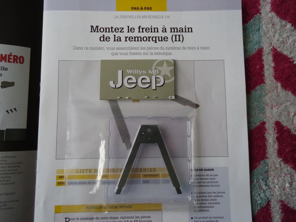 Jeep Willys MB au 1/8ème. Collection Hachette.Par Dan le Cévenol - Page 9 Dsc01555