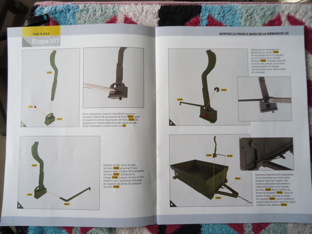 Jeep Willys MB au 1/8ème. Collection Hachette.Par Dan le Cévenol - Page 9 Dsc01556