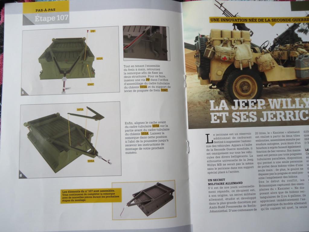 Jeep Willys MB au 1/8ème. Collection Hachette.Par Dan le Cévenol - Page 9 Dsc01557