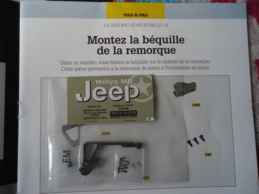 Jeep Willys MB au 1/8ème. Collection Hachette.Par Dan le Cévenol - Page 9 Dsc01561