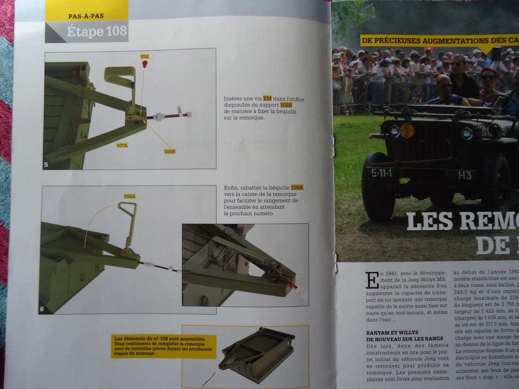 Jeep Willys MB au 1/8ème. Collection Hachette.Par Dan le Cévenol - Page 9 Dsc01563