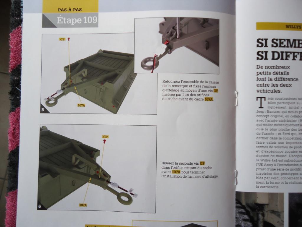 Jeep Willys MB au 1/8ème. Collection Hachette.Par Dan le Cévenol - Page 9 Dsc01565