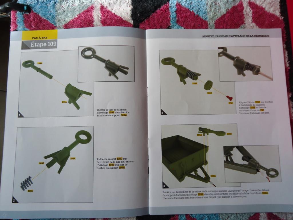 Jeep Willys MB au 1/8ème. Collection Hachette.Par Dan le Cévenol - Page 9 Dsc01566