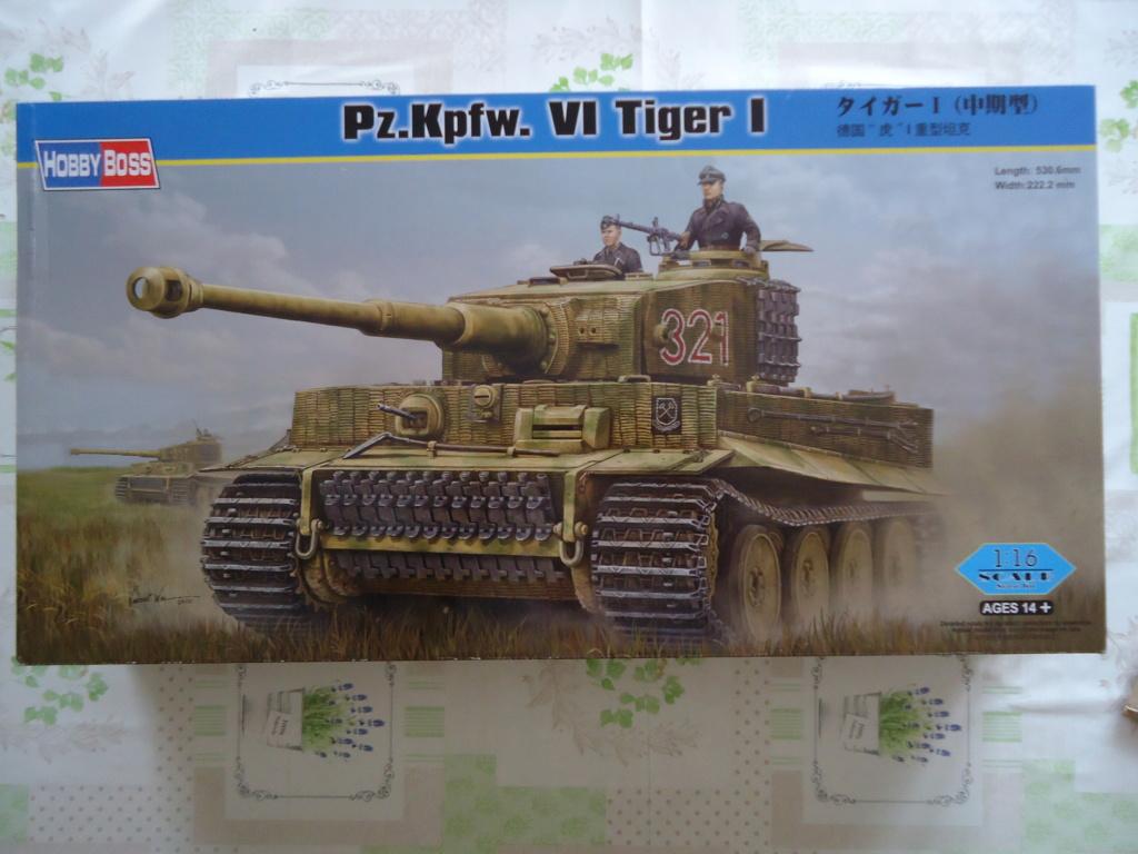 Le Panzerkampfwagen VI Tiger Ausf. E de Hobby Boss au 1/16  Par Dan le Cévenol Dsc01568