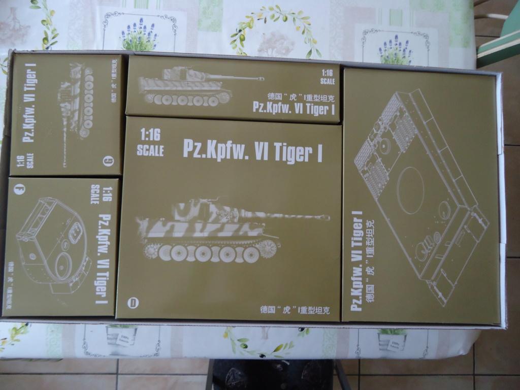 Le Panzerkampfwagen VI Tiger Ausf. E de Hobby Boss au 1/16  Par Dan le Cévenol Dsc01569