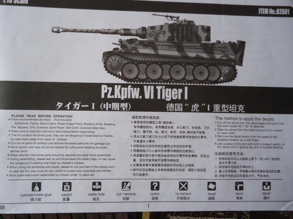 Le Panzerkampfwagen VI Tiger Ausf. E de Hobby Boss au 1/16  Par Dan le Cévenol Dsc01583