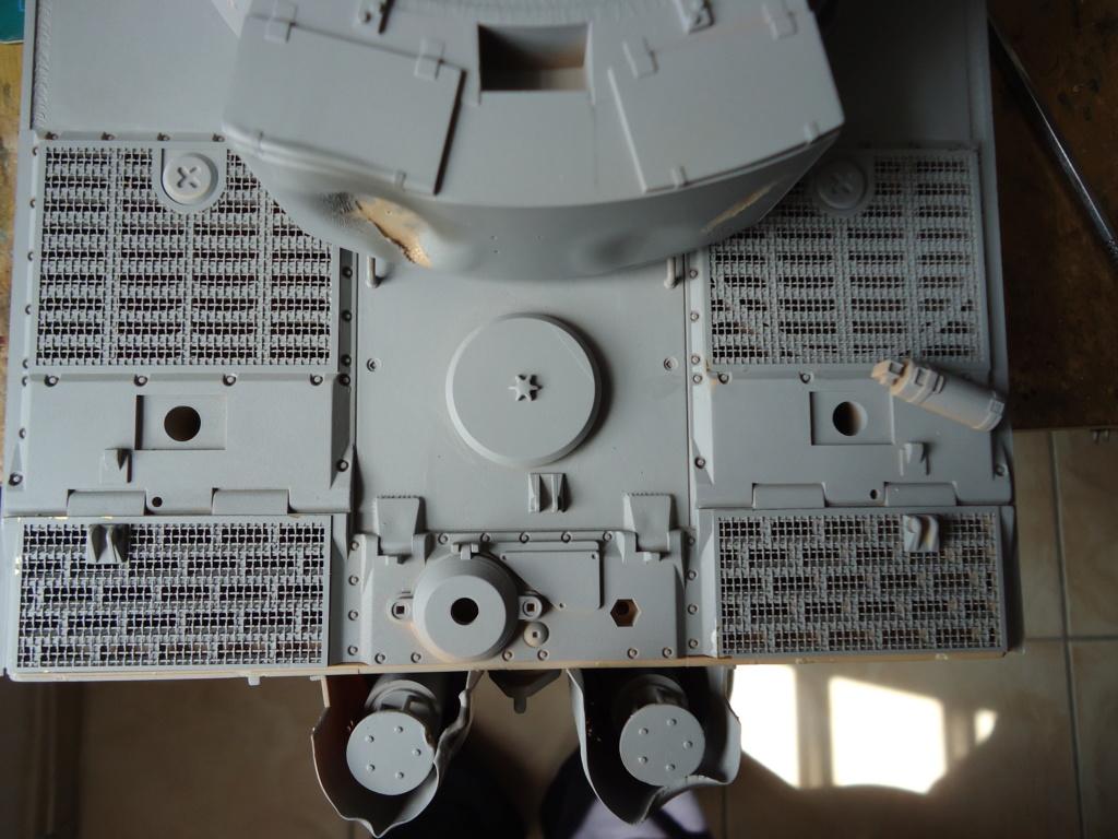 Le Panzerkampfwagen VI Tiger Ausf. E de Hobby Boss au 1/16  Par Dan le Cévenol - Page 4 Dsc01759