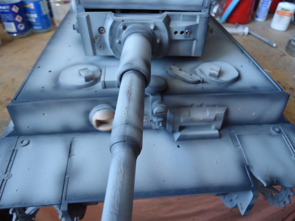 Le Panzerkampfwagen VI Tiger Ausf. E de Hobby Boss au 1/16  Par Dan le Cévenol - Page 4 Dsc01765
