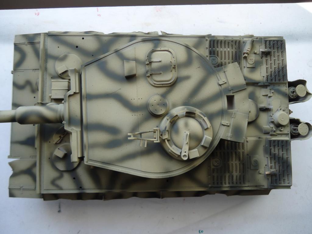 Le Panzerkampfwagen VI Tiger Ausf. E de Hobby Boss au 1/16  Par Dan le Cévenol - Page 4 Dsc01788
