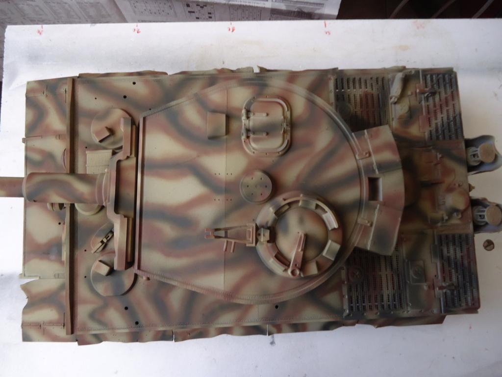 Le Panzerkampfwagen VI Tiger Ausf. E de Hobby Boss au 1/16  Par Dan le Cévenol - Page 4 Dsc01813