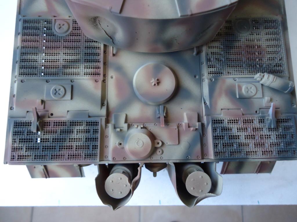 Le Panzerkampfwagen VI Tiger Ausf. E de Hobby Boss au 1/16  Par Dan le Cévenol - Page 4 Dsc01814