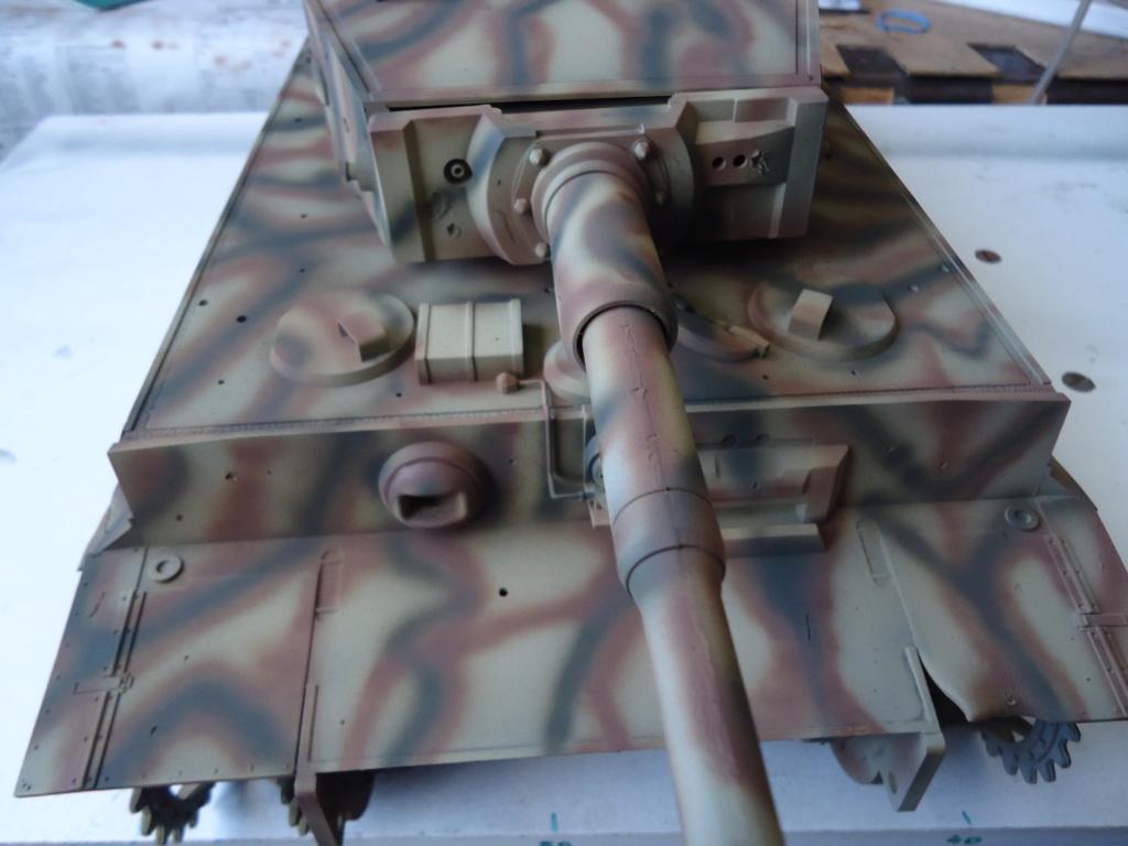 Le Panzerkampfwagen VI Tiger Ausf. E de Hobby Boss au 1/16  Par Dan le Cévenol - Page 4 Dsc01818