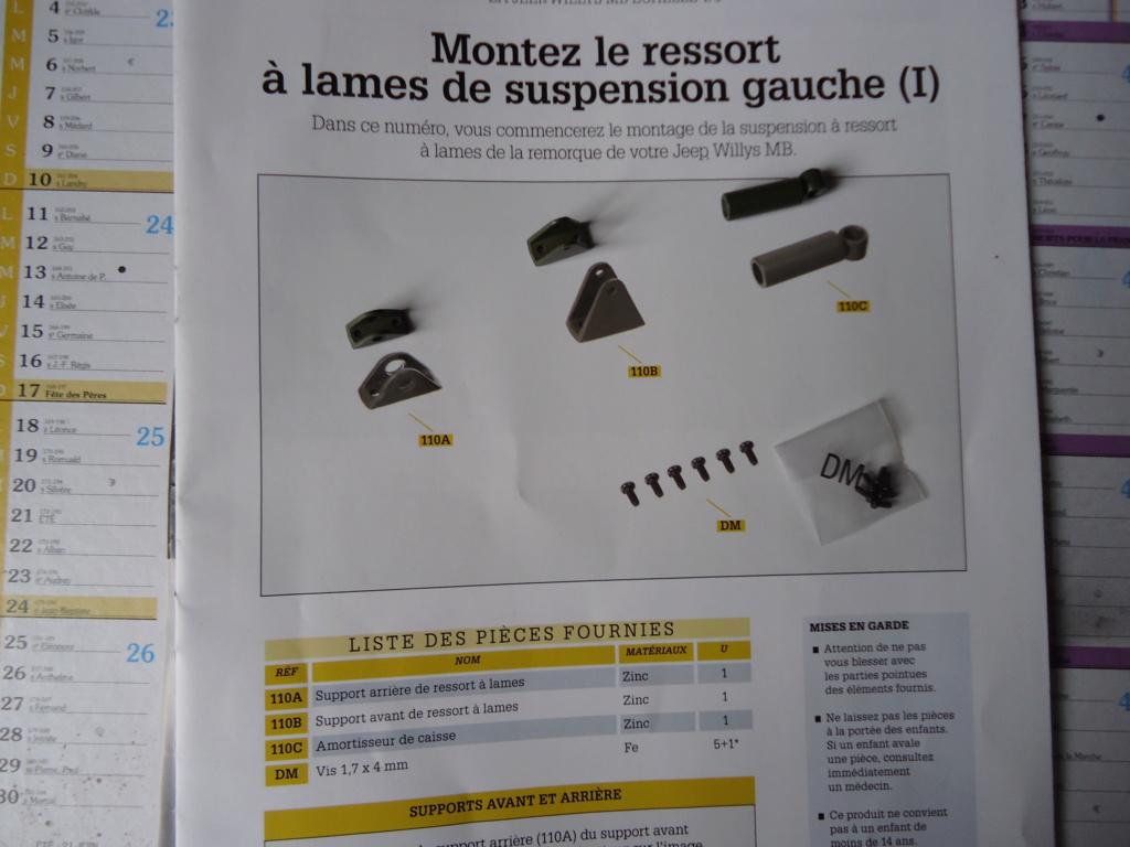 Jeep Willys MB au 1/8ème. Collection Hachette.Par Dan le Cévenol - Page 9 Dsc01847