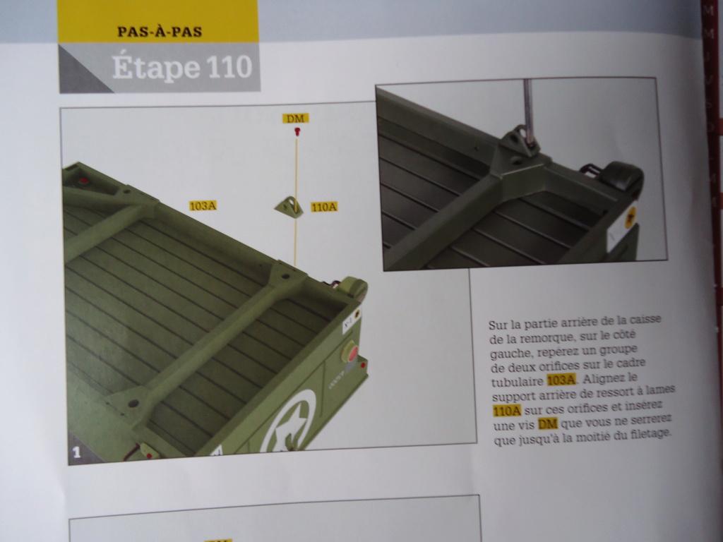 Jeep Willys MB au 1/8ème. Collection Hachette.Par Dan le Cévenol - Page 9 Dsc01848