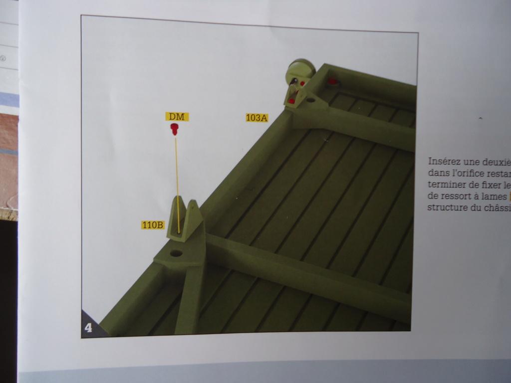 Jeep Willys MB au 1/8ème. Collection Hachette.Par Dan le Cévenol - Page 9 Dsc01851