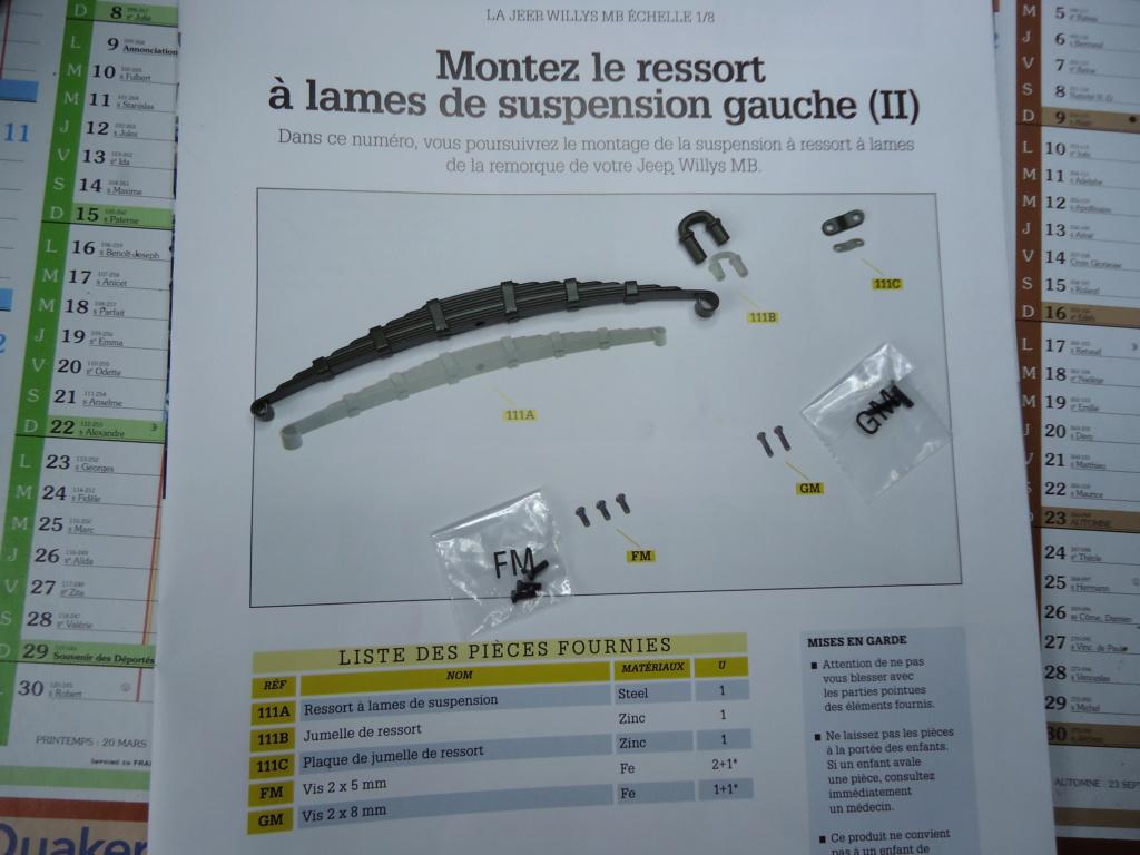 Jeep Willys MB au 1/8ème. Collection Hachette.Par Dan le Cévenol - Page 9 Dsc01856