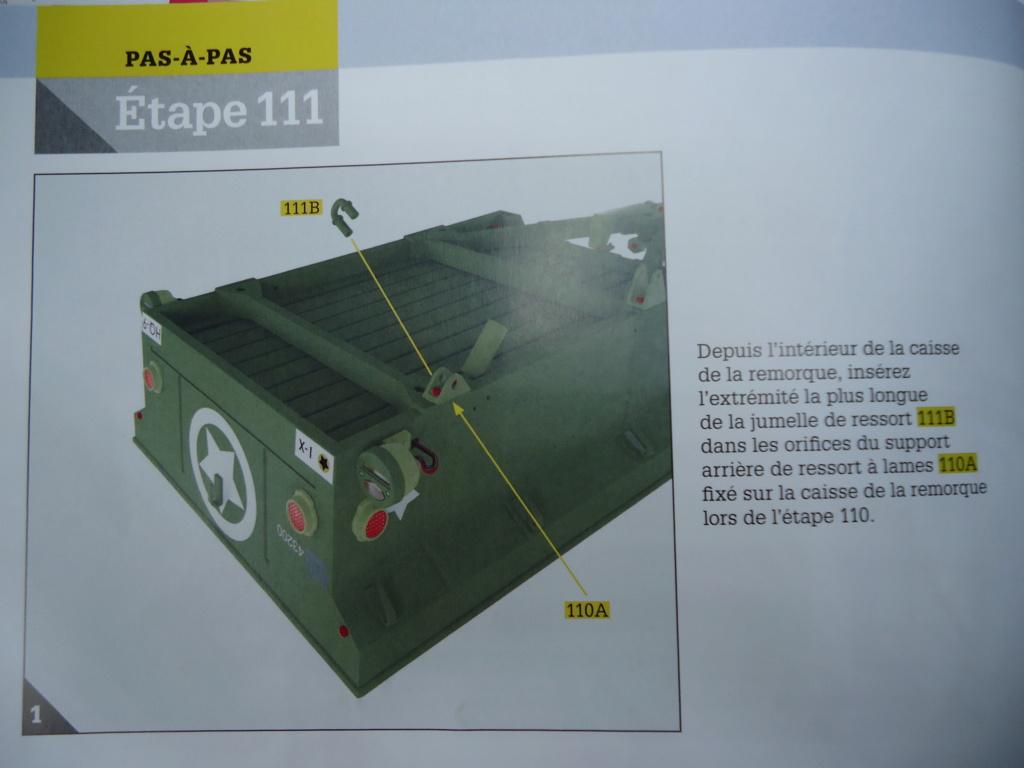 Jeep Willys MB au 1/8ème. Collection Hachette.Par Dan le Cévenol - Page 9 Dsc01857