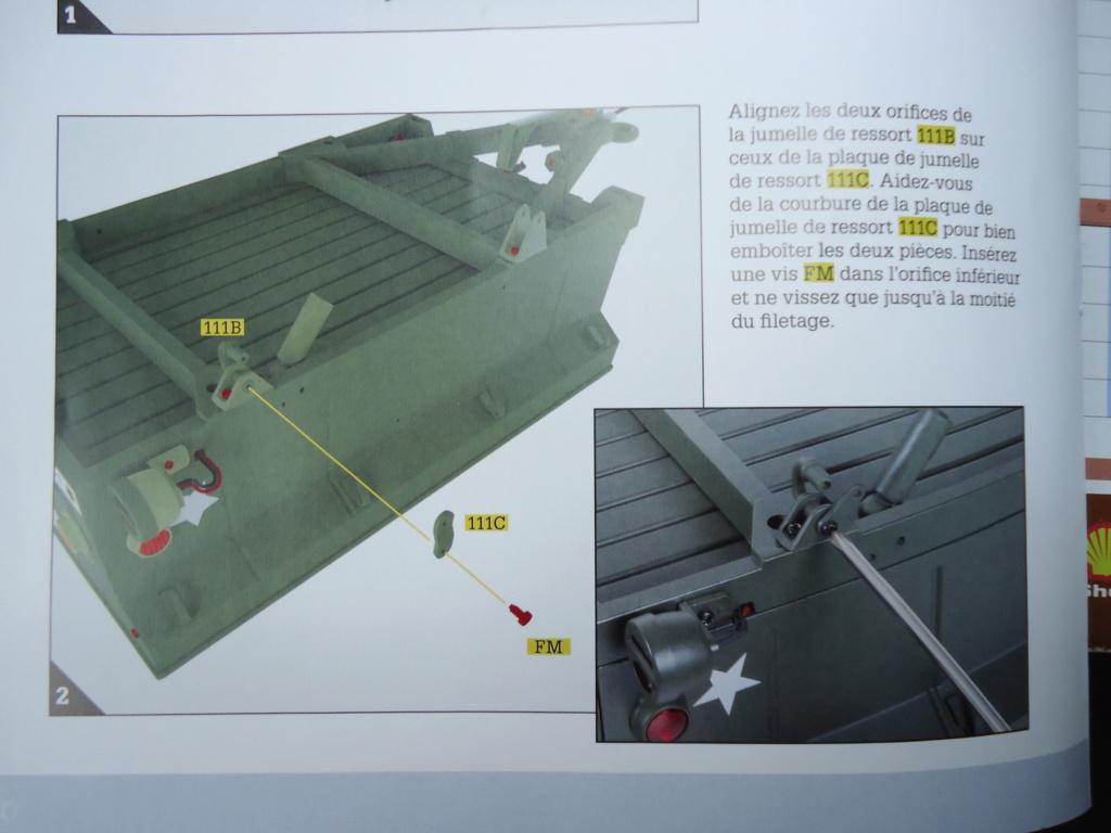 Jeep Willys MB au 1/8ème. Collection Hachette.Par Dan le Cévenol - Page 9 Dsc01858