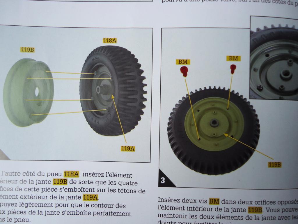 Jeep Willys MB au 1/8ème. Collection Hachette.Par Dan le Cévenol - Page 11 Dsc01937