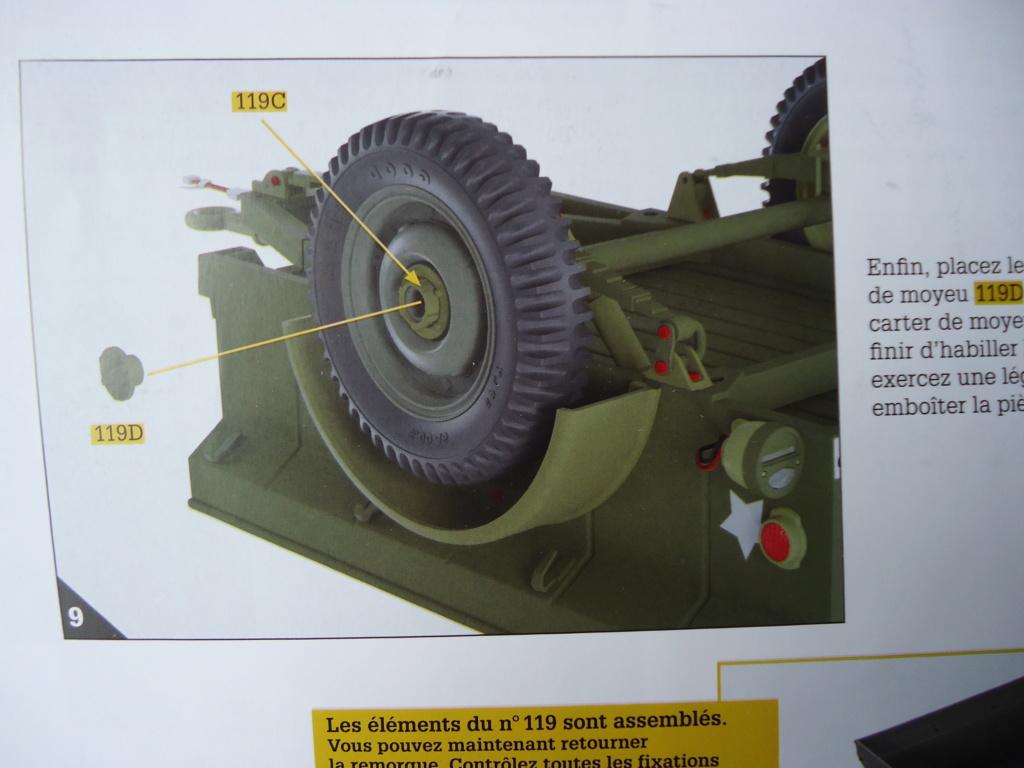 Jeep Willys MB au 1/8ème. Collection Hachette.Par Dan le Cévenol - Page 11 Dsc01942