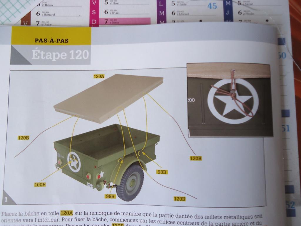Jeep Willys MB au 1/8ème. Collection Hachette.Par Dan le Cévenol - Page 11 Dsc01946