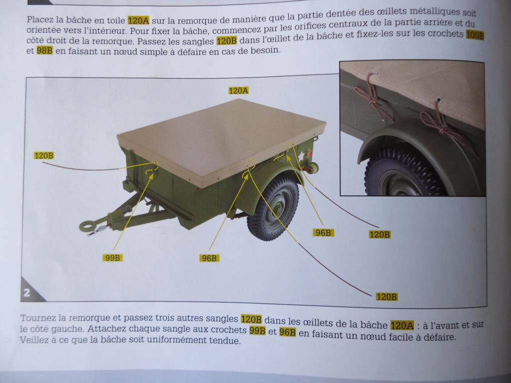 Jeep Willys MB au 1/8ème. Collection Hachette.Par Dan le Cévenol - Page 11 Dsc01947
