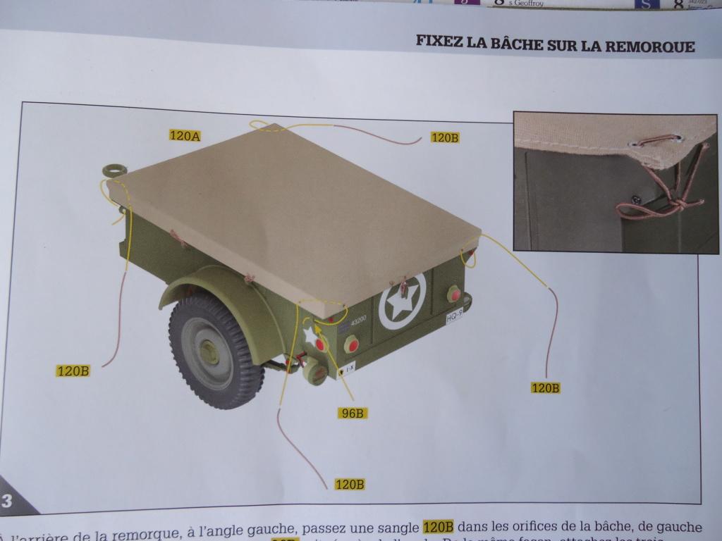 Jeep Willys MB au 1/8ème. Collection Hachette.Par Dan le Cévenol - Page 11 Dsc01949