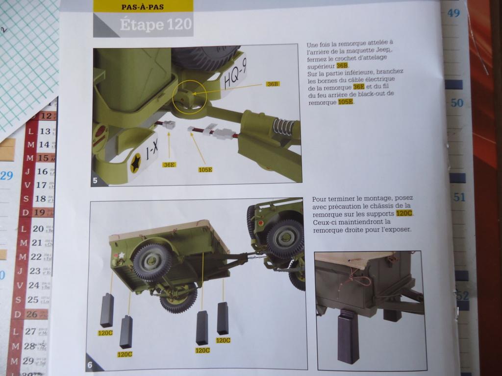 Jeep Willys MB au 1/8ème. Collection Hachette.Par Dan le Cévenol - Page 11 Dsc01950