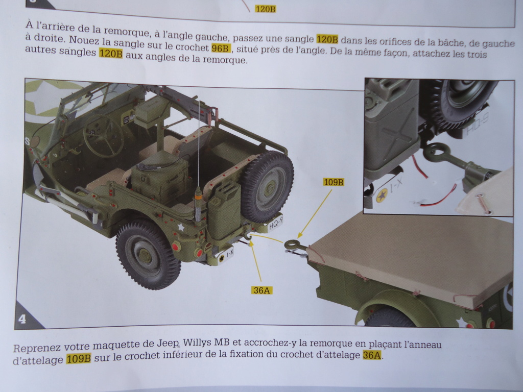 Jeep Willys MB au 1/8ème. Collection Hachette.Par Dan le Cévenol - Page 11 Dsc01951