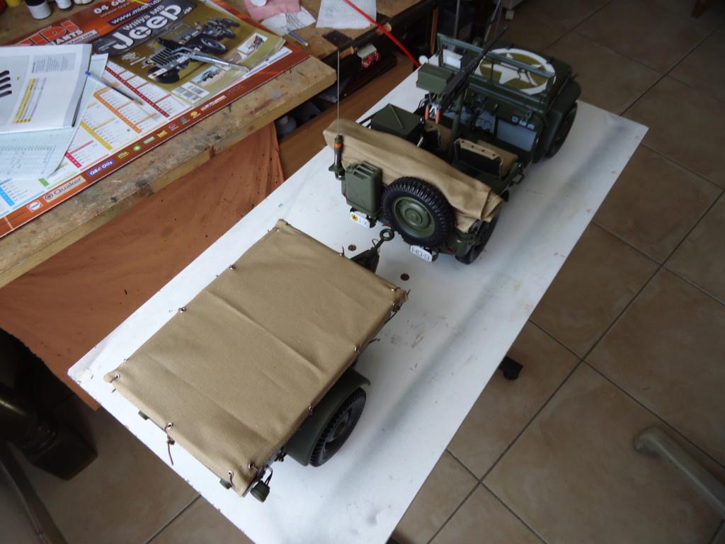 Jeep Willys MB au 1/8ème. Collection Hachette.Par Dan le Cévenol - Page 11 Dsc01959