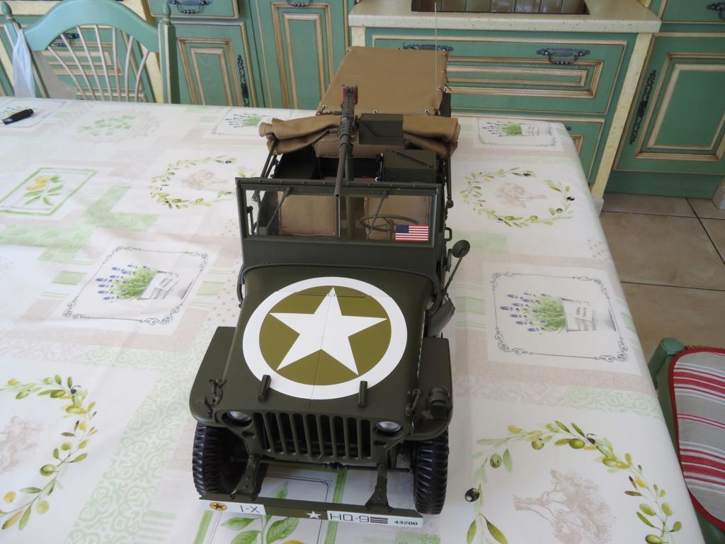 Jeep Willys MB au 1/8ème. Collection Hachette.Par Dan le Cévenol - Page 11 Dsc01963