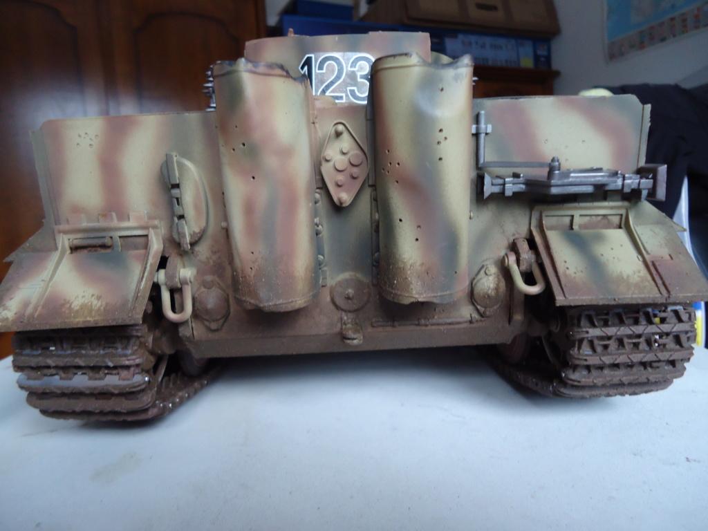 Le Panzerkampfwagen VI Tiger Ausf. E de Hobby Boss au 1/16  Par Dan le Cévenol - Page 7 Dsc02055