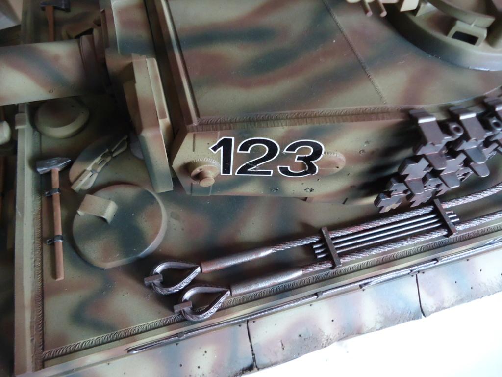 Le Panzerkampfwagen VI Tiger Ausf. E de Hobby Boss au 1/16  Par Dan le Cévenol - Page 7 Dsc02065
