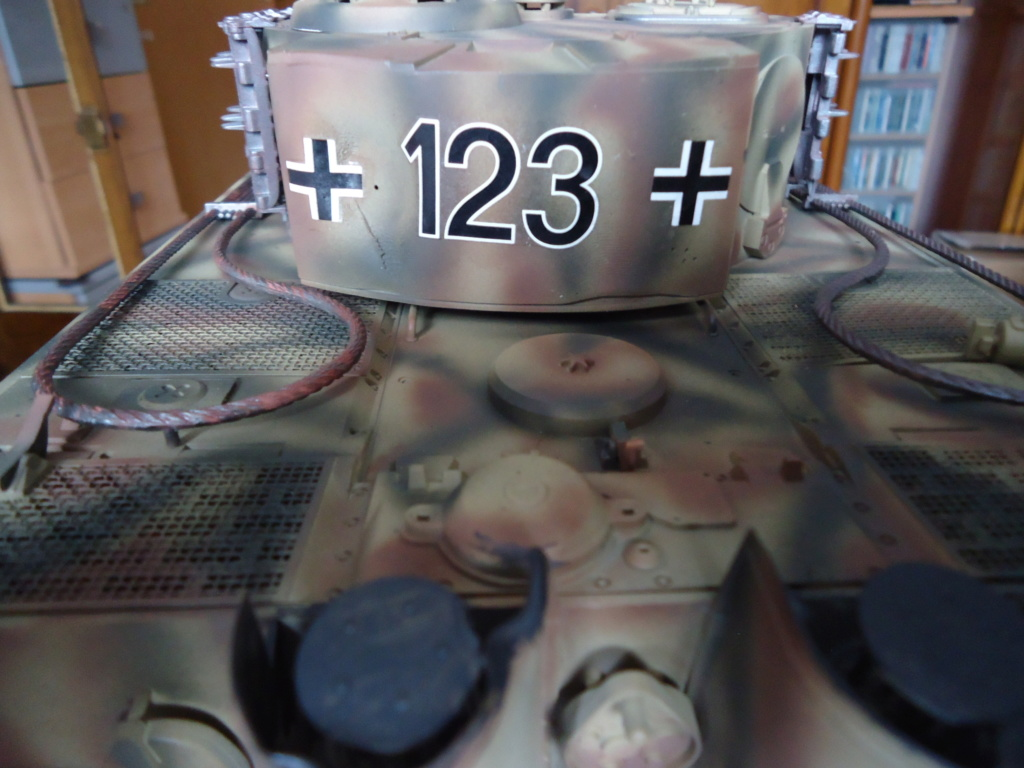 Le Panzerkampfwagen VI Tiger Ausf. E de Hobby Boss au 1/16  Par Dan le Cévenol - Page 7 Dsc02067