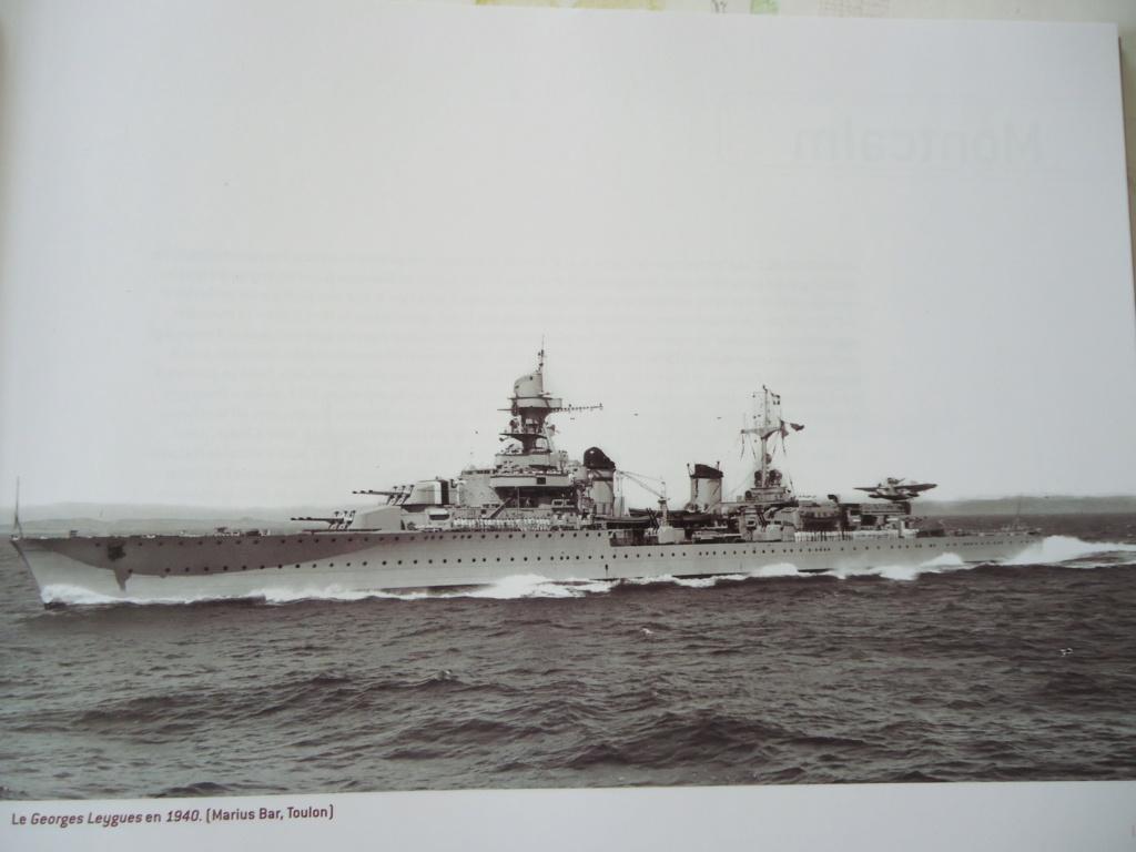 Croiseur Georges LEYGUES  au 1/100 sur plan Dsc02510