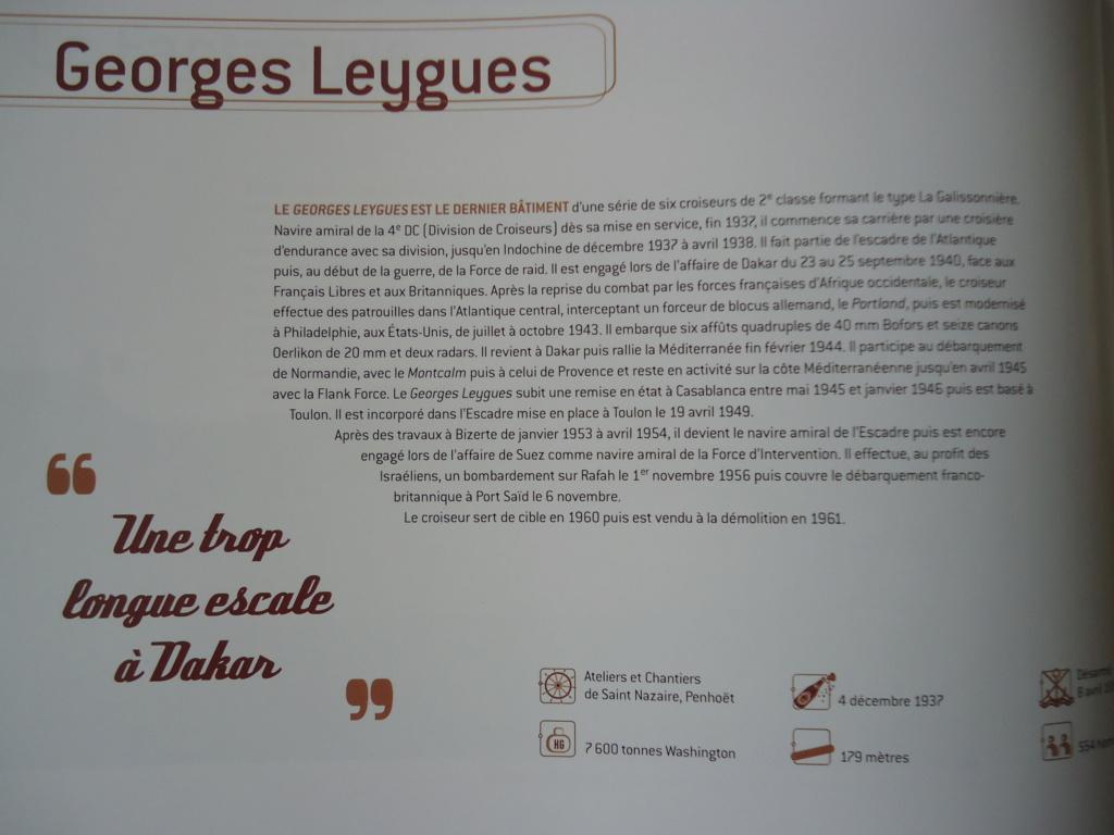 Croiseur Georges LEYGUES  au 1/100 sur plan Dsc02511