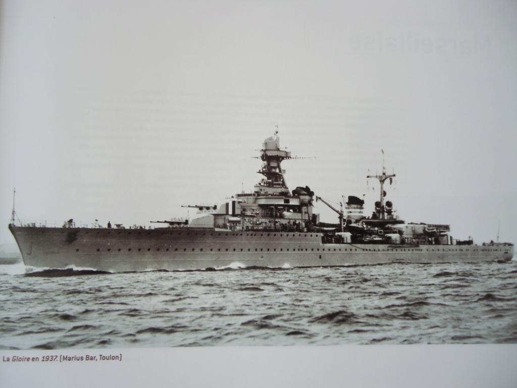 Croiseur Georges LEYGUES  au 1/100 sur plan Dsc02515