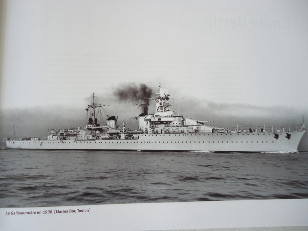 Croiseur Georges LEYGUES  au 1/100 sur plan Dsc02521
