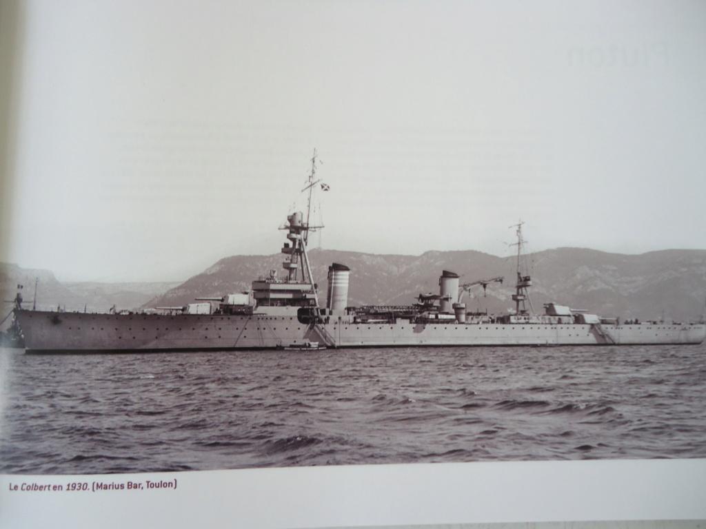 Croiseur Georges LEYGUES  au 1/100 sur plan Dsc02534