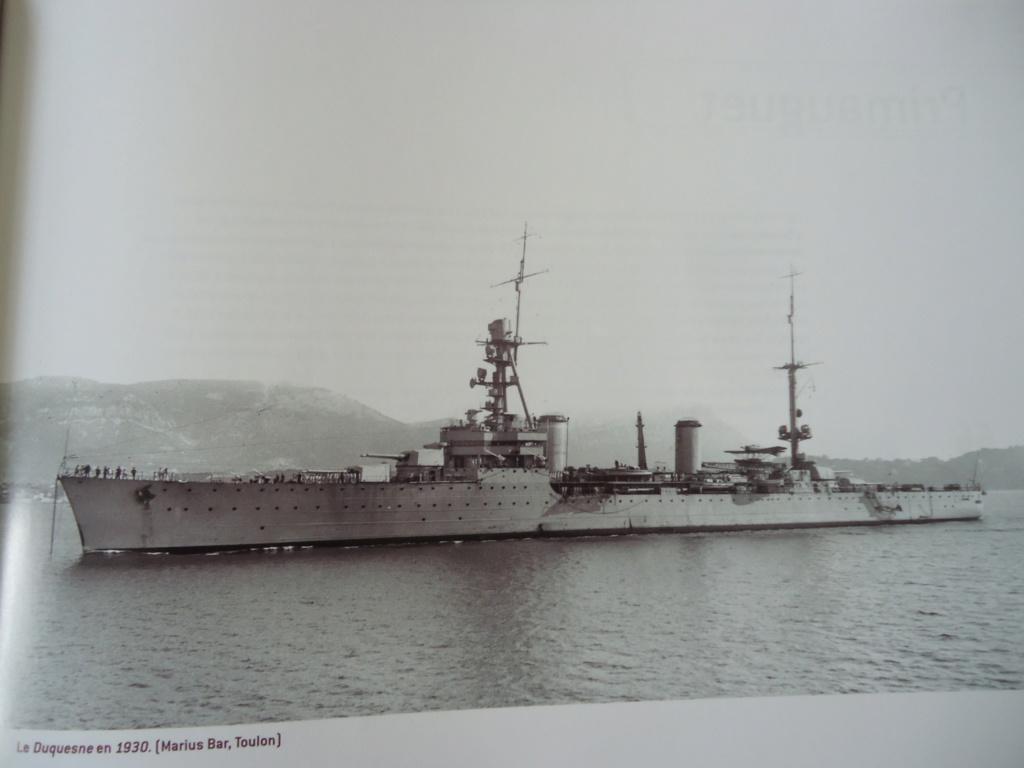 Croiseur Georges LEYGUES  au 1/100 sur plan - Page 2 Dsc02539
