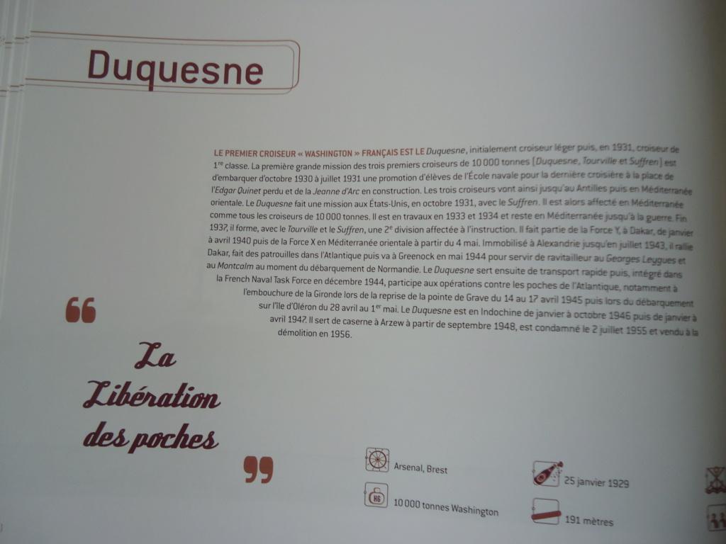 Croiseur Georges LEYGUES  au 1/100 sur plan - Page 2 Dsc02540
