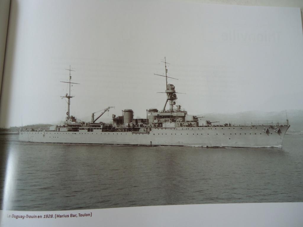 Croiseur Georges LEYGUES  au 1/100 sur plan - Page 2 Dsc02546