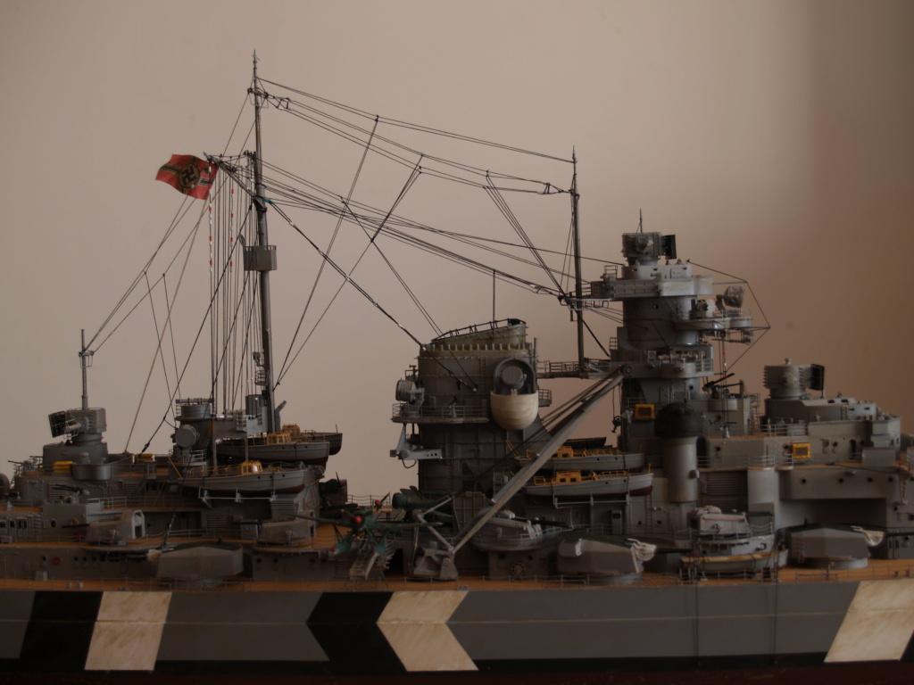 Le Bismarck au 1 / 200 P1010925