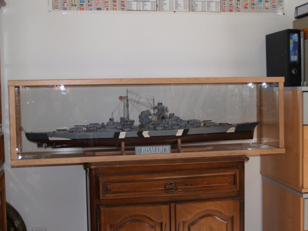 Le Bismarck au 1 / 200 P1011032