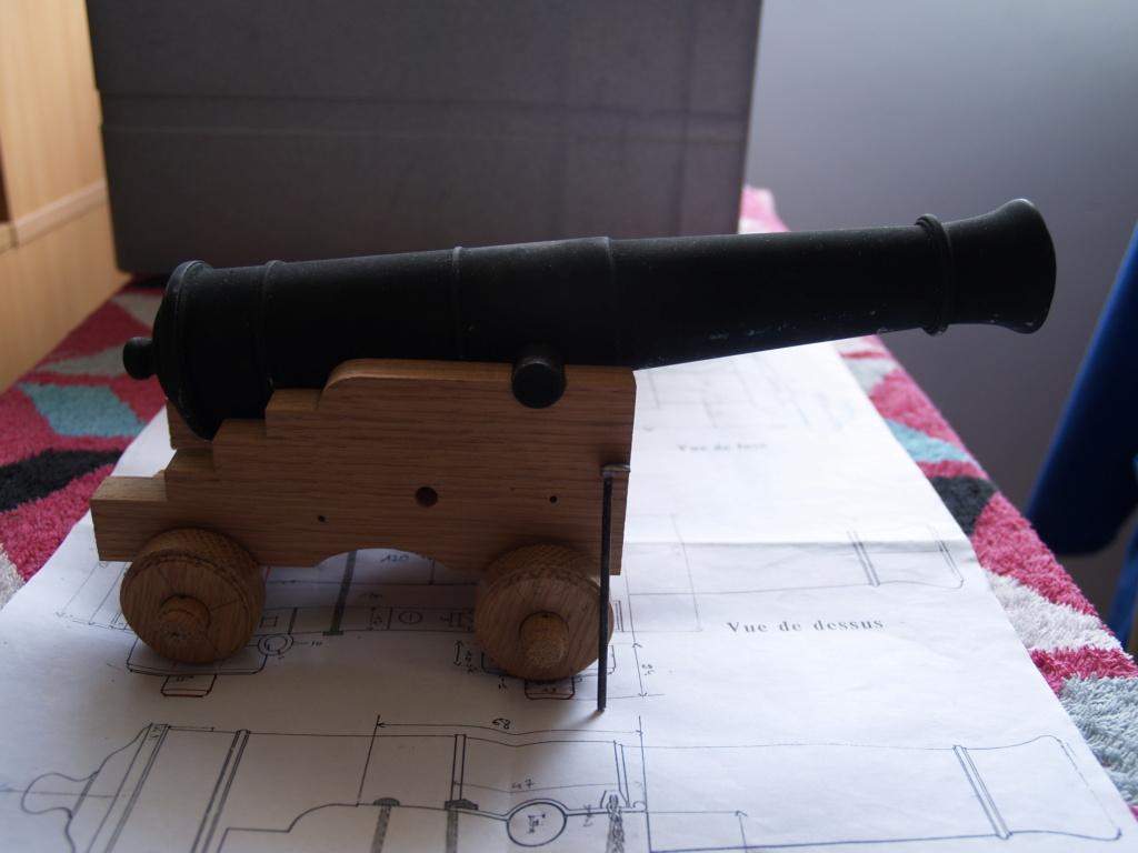 Canons pour le vaisseau de 74 canons - Page 13 P1011159