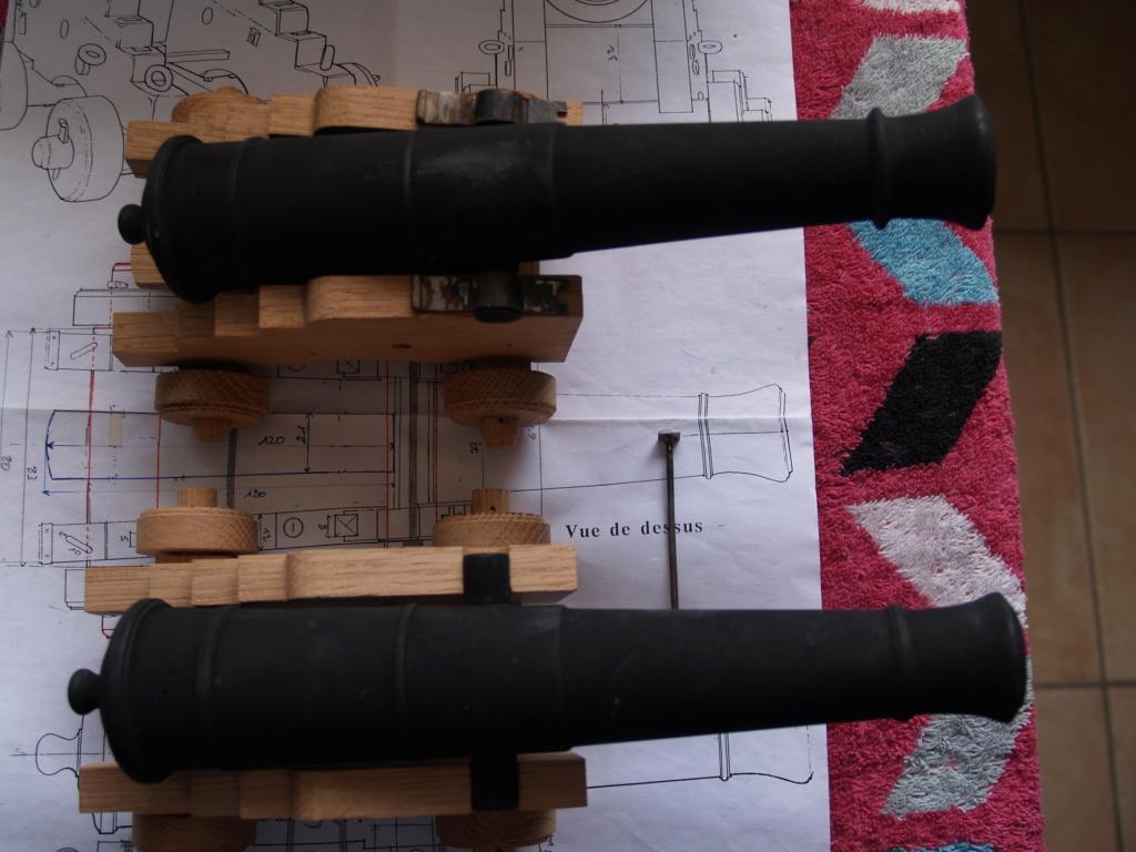 Canons pour le vaisseau de 74 canons - Page 13 P1011162