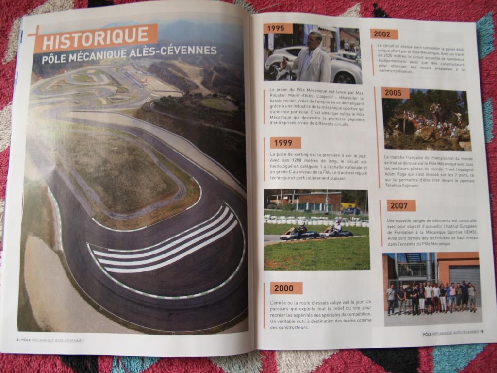 Alès Cévennes - Circuit de vitesse P1011444