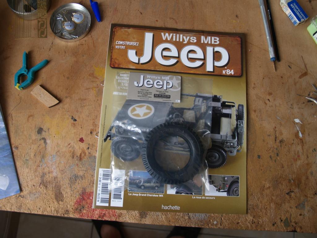 Jeep Willys - 1/8ème - Ed. Hachette - Construction par Glénans (Partie 1) - Page 37 P1011529