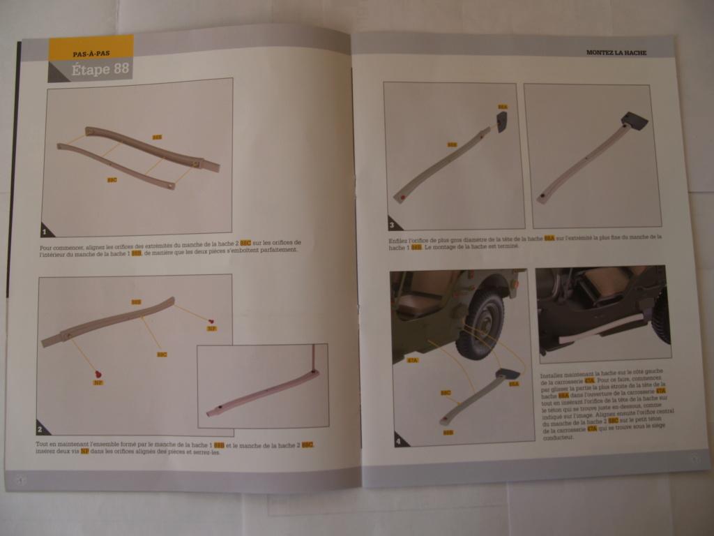 Jeep Willys - 1/8ème - Ed. Hachette - Construction par Glénans (Partie 1) - Page 39 P1011571