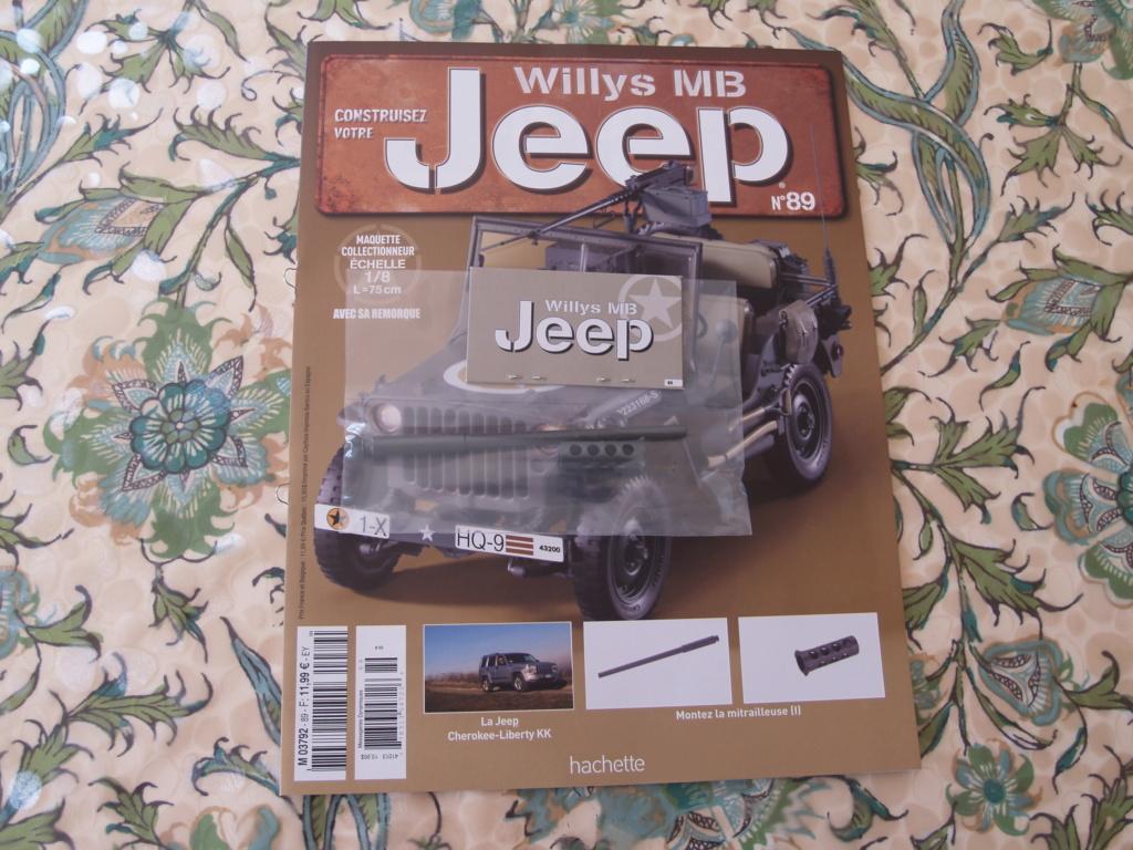 Jeep Willys - 1/8ème - Ed. Hachette - Construction par Glénans (Partie 1) - Page 39 P1011572